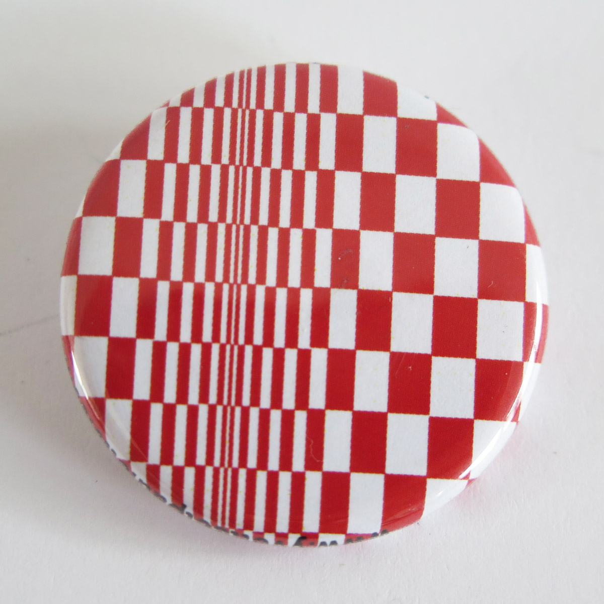 Inspiration Op' Art Rouge